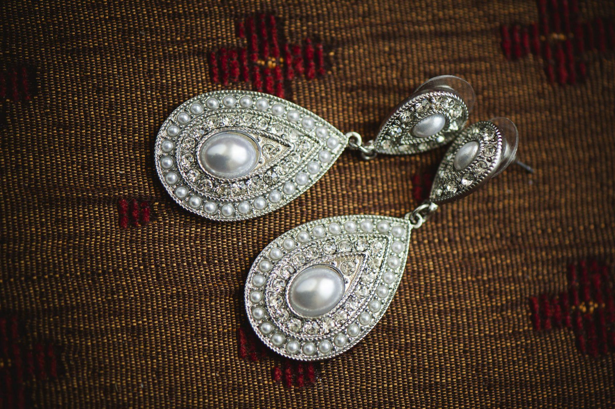 Wedding jewellery inspiration