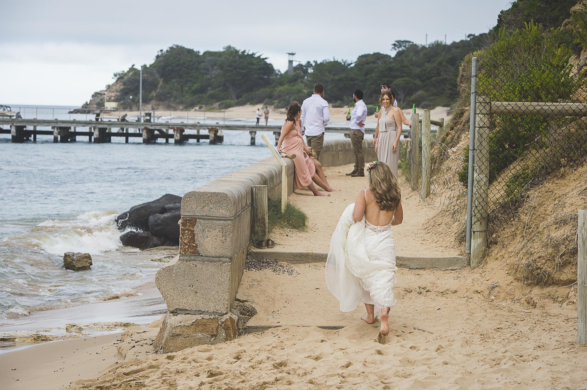Portsea Wedding