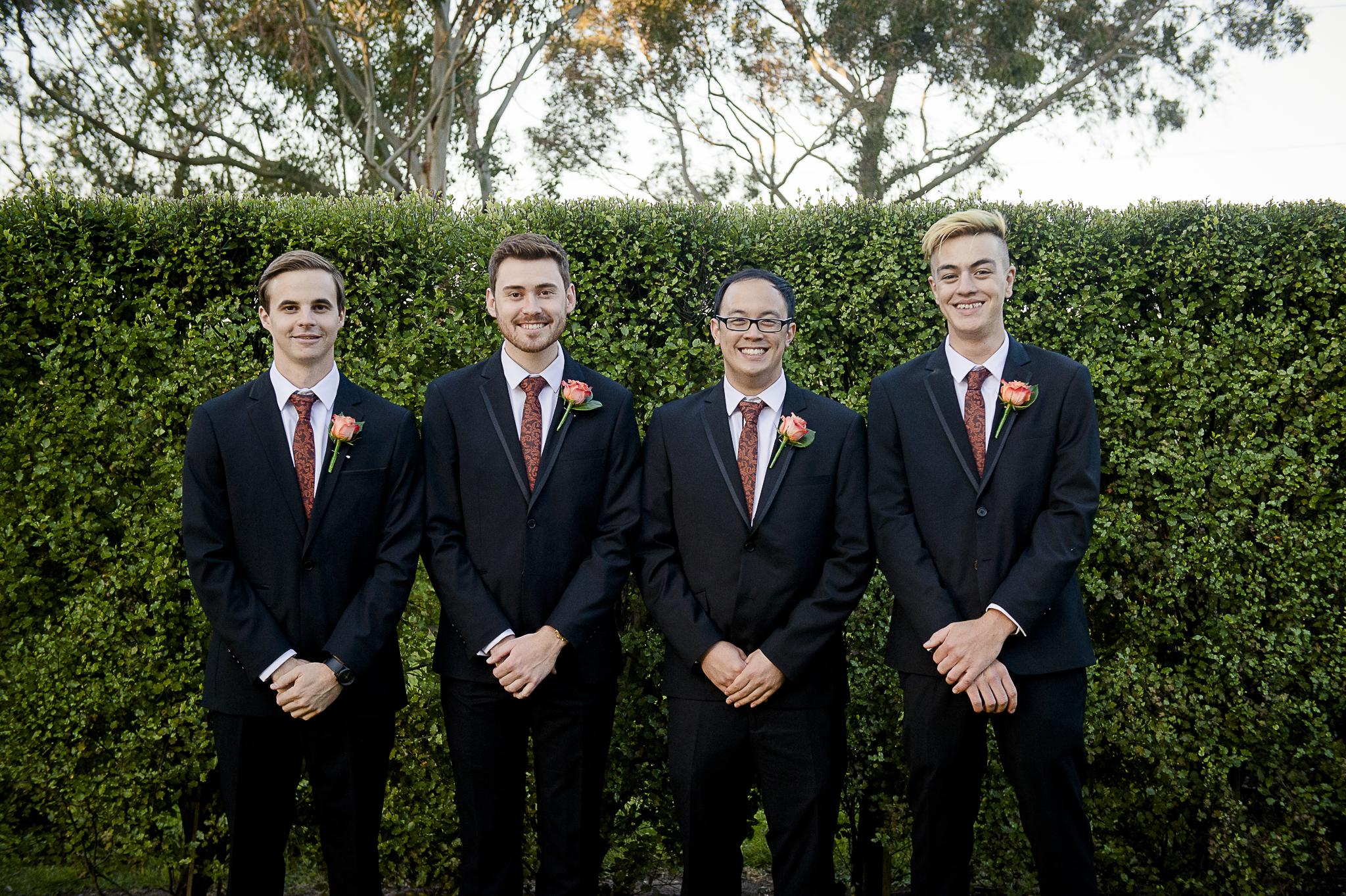 Wedding photography Melbourne Macedon Ranges